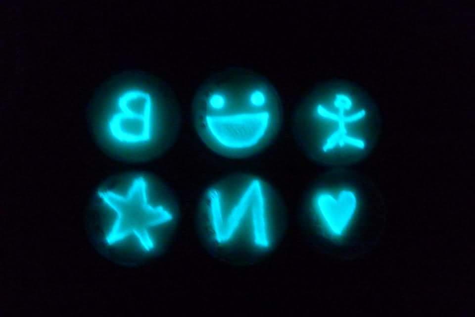 happy bacteria